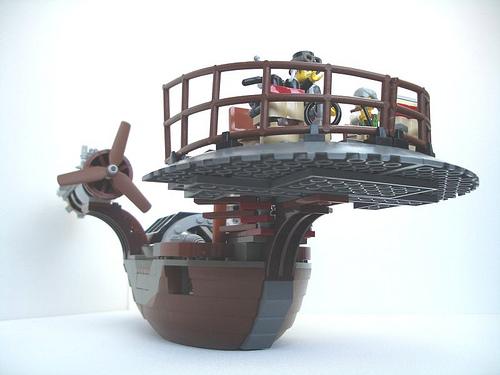 Et andet blik på Hendes Majestæts Enterprise