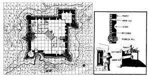 Ruinborgen i mosen