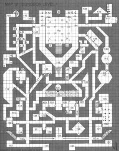 Temple of Elemental Evil - Level 1