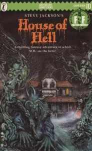 En Sværd & trolddom-bog med forside af Ian Miller, og som jeg ser frem til at læse Kristians gennemspilning af.