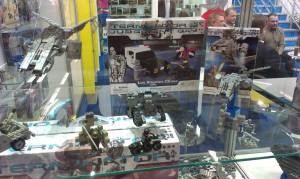 Endnu mere kopi-Lego, nu er turen kommet til Terminator-filmene.