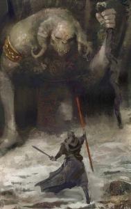 Symbaroum Core Rulebook arch troll