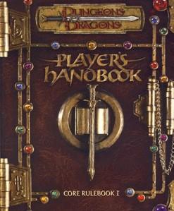 Player's Handbook fra 2000
