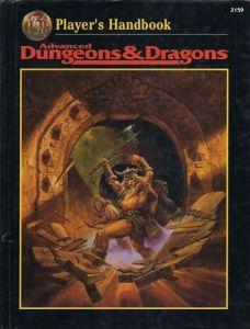 Player's Handbook fra 1995
