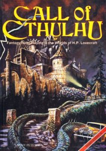Call of Cthulhu 3rd edition fra 1986.