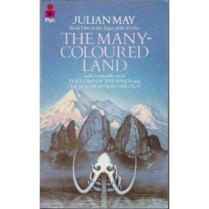 May, Julian - The Many-Coloured Land-400x400