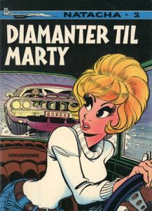 Natacha, Diamanter til Marty, rollespil