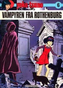 Yoko Tsuno, Vampyren fra Rothenburg, rollespil