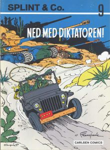 Splint & Co., Ned med diktatoren, rollespil