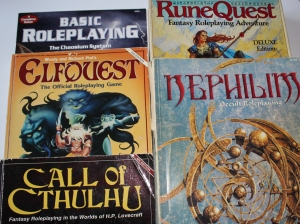 Basic Roleplaying-rollespil