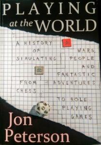 Playing at the World er et digert værk på 600 sider.