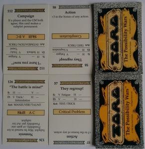 Et andet blik på kortene.