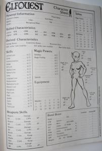 Regelbogen har ligefrem forslag og vejleding til, hvordan man få tegnet sin karakter.