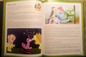 Så mange farver! Mest farverige rollespilsbog, jeg endnu har set.